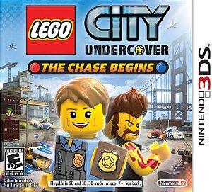 Jogo Nintendo 3DS Usado LEGO City Undercover The Chase Begins