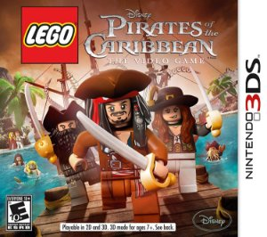 Jogo Nintendo 3DS Usado LEGO Pirates of The Caribbean