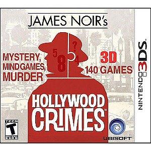 Jogo Nintendo 3DS Usado Hollywood Crimes