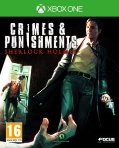Jogo XBOX ONE Novo Crimes & Punishments Sherlock Holmes