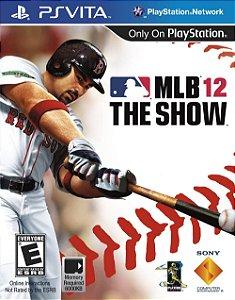 Jogo PSVITA Usado MLB 12 The Show