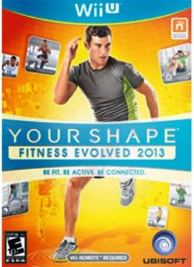 Jogo Nintendo WiiU Novo Your Shape Fitness Evolved 2013