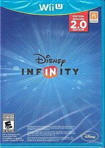 Jogo Nintendo WiiU Novo Disney Infinity 2.0