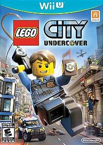 Jogo Nintendo WiiU Usado Lego City Undercover