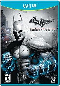 Jogo Nintendo WiiU Usado Batman Arkham City Armored Edition