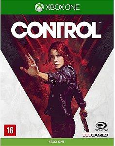 Jogo XBOX ONE Novo Control