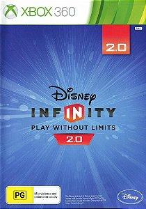 Jogo XBOX 360 Usado Disney infinity 2,0