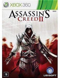 Jogo XBOX 360 Usado Assassin's Creed II