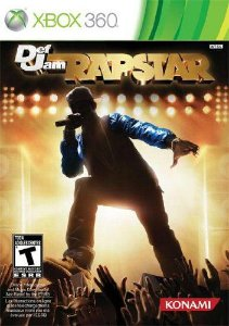 Jogo XBOX 360 Usado Def Jam Rapstar