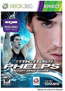 Jogo XBOX 360 Usado Michael Phelps Push the Limit