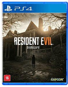 Jogo PS4 Usado Resident Evil 7
