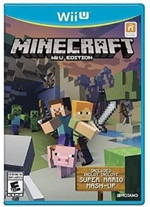 Jogo Nintendo WiiU Usado Minecraft