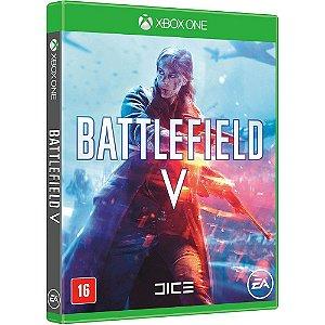 Jogo XBOX ONE Usado Battlefield V