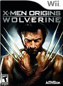 Jogo Nintendo Wii Usado X-Men Origins Wolverine