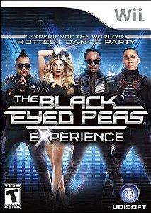 Jogo Nintendo Wii Usado The Black Eyed Peas Experience