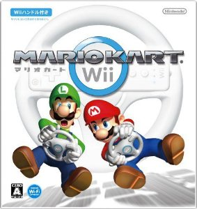 Jogo Nintendo Wii Usado Mario Kart (JP)