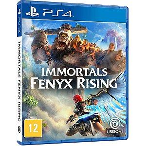 Jogo PS4 Novo Immortals Fenyx Rising