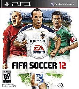 Jogo PS3 Usado FIFA 12