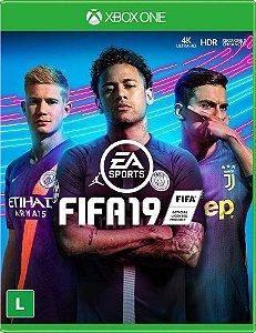 Jogo XBOX ONE Usado FIFA 19