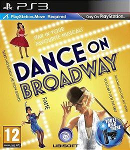 Jogo PS3 Usado Dance on Broadway