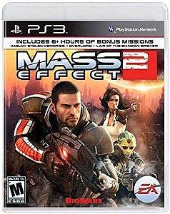 Jogo PS3 Usado Mass Effect 2