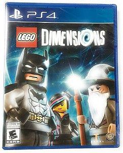 Jogo PS3 Novo LEGO Dimensions