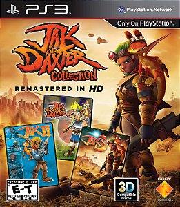 Jogo PS3 Usado Jak & Daxter Collection