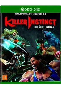 Jogo XBOX ONE Usado Killer Instinct Edição Definitiva