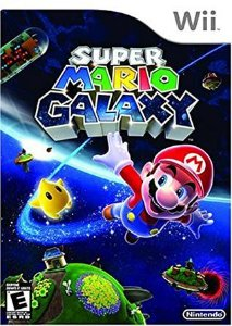 Jogo Nintendo Wii Usado Super Mario Galaxy