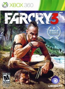 Jogo XBOX 360 Usado Far Cry 3