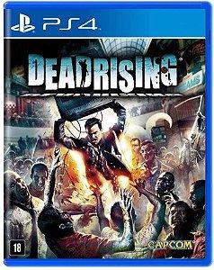 Jogo PS4 Usado Dead Rising