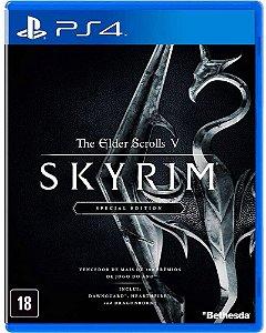 Jogo PS4 Usado Skyrim Legendary Edition