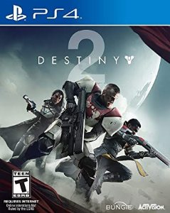 Jogo PS4 Usado Destiny 2