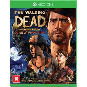 Jogo XBOX ONE Novo The Walking Dead: A New Frontier