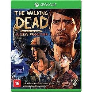 Jogo XBOX ONE Novo The Walking Dead: A New Frontier
