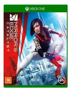 Jogo XBOX ONE Novo Mirror's Edge Catalyst
