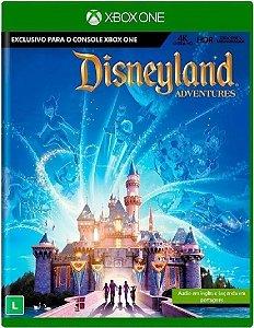 Jogo XBOX ONE Usado Kinect Disneyland Adventures