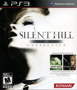 Jogo PS3 Usado Silent Hill HD Collection