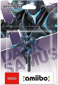 Amiibo Novo Dark Samus Super Smash Bros