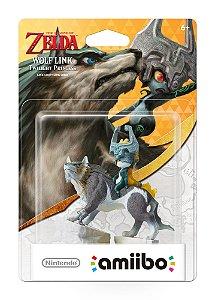 Amiibo Novo Wolf Link Zelda Twilight Princess