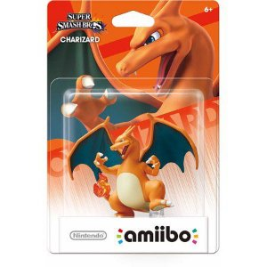 Amiibo Novo Charizard Super Smash Bros