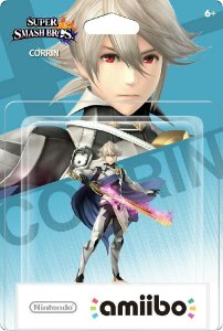 Amiibo Novo Corrin Super Smash Bros