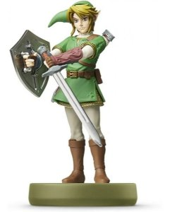 Amiibo Novo Link Zelda Twilight Princess