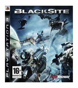 Jogo PS3 Usado Blacksite