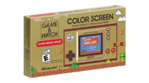 Console Novo Game & Watch