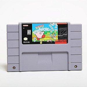 Jogo SNES Usado Kirby's Avalanche