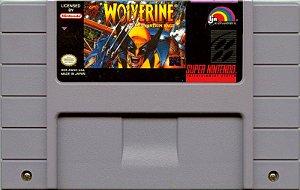 Jogo SNES Usado Wolverine: Adamantium Rage
