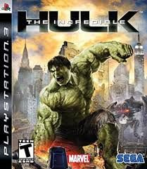 Jogo PS3 Usado The Incredible Hulk