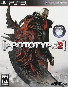 Jogo PS3 Usado Prototype 2