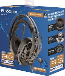 Headset Novo Headset Nacon RIG 500 PRO